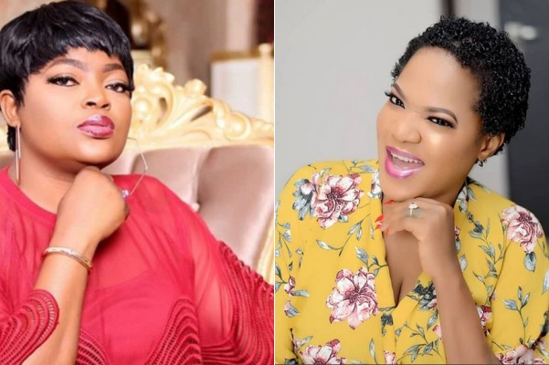 Toyin Abraham replaces Funke Akindele