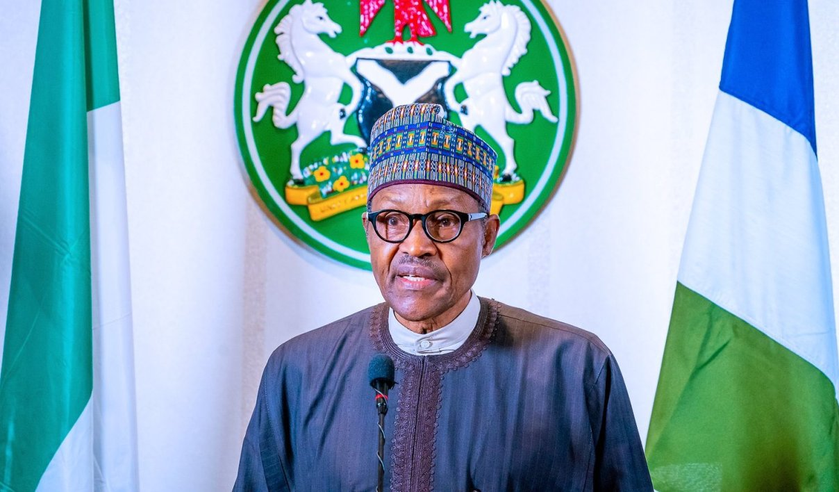 Buhari extends lockdown in Lagos, Ogun and Abuja