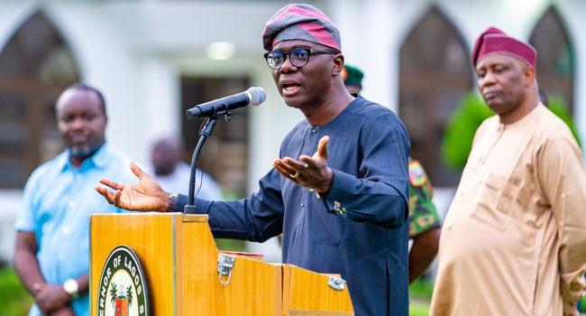 Number of COVID-19 cases in Lagos Mainland inflated