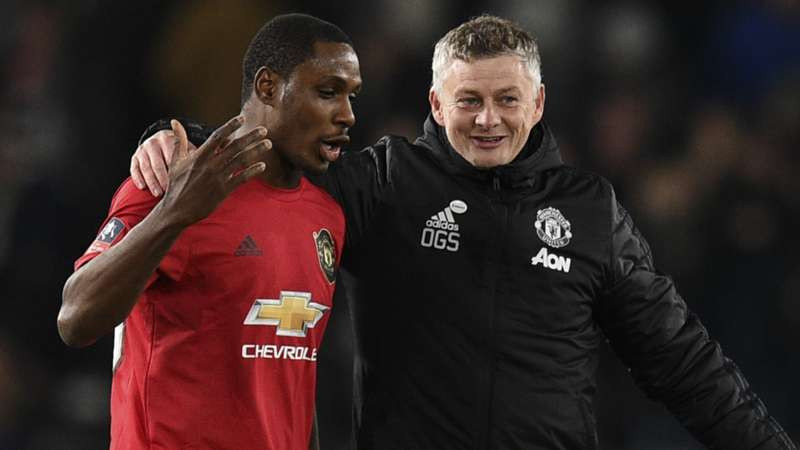 Ighalo and Solksjaer