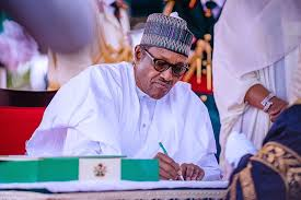 buhari relaxes ban on churches and mosques