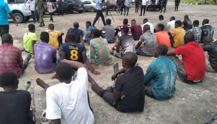 Police arrest cultists